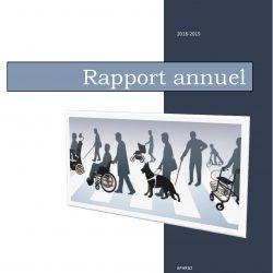 Notre rapport annuel