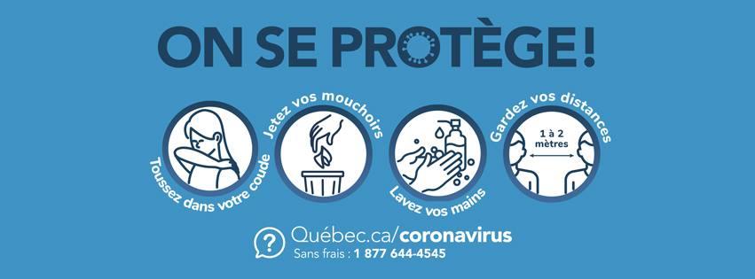 On se protège